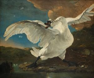 Jan_Asselijn_-_De_bedreigde_zwaan;_later_opgevat_als_allegorie_op_Johan_de_Witt_-_Google_Art_Project