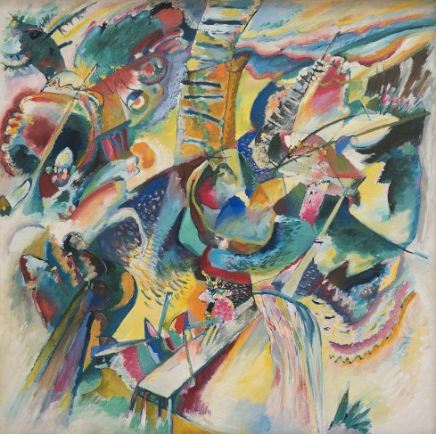 Wassily Kandinski [Public domain], via Wikimedia Commons